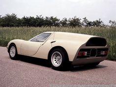 Alfa-Romeo Scarabeo, 1966