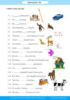 หนังสือน้อย สอนน้อง เรื่อง Pronoun : คลังความรู้ ทรูปลูกปัญญา English Grammar For Kids, Learning English For Kids, Teaching English Grammar, English Lessons For Kids, Grammar Lessons, English Language Learning, English Worksheets For Kindergarten, English Grammar Worksheets, Kids Math Worksheets