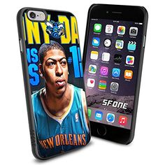 "NBA Anthony Davis iPhone 6 4.7"" Case Cover Protector for iPhone 6 TPU Rubber Case SHUMMA http://www.amazon.com/dp/B00WCTP5CA/ref=cm_sw_r_pi_dp_phIpwb16A6F55"