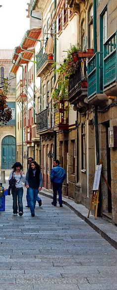 Guimarães , Portugal Aqui nasceu Portugal!