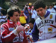 Gilles & Jody Scheckter 1979 Jody Scheckter, Ferrari Scuderia, Gilles Villeneuve, Lewis Hamilton, F 1, Formula One, Grand Prix, Legends, Racing