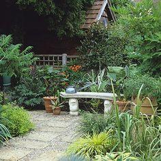 Gorgeous Small Courtyard Garden Design Ideas - Artistic Home Decor