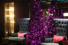 Christmas Cocktail Bar London