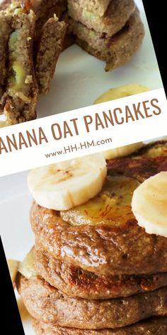 #Pancake #Recipe #Pancakes #Healthy #Oatmeal Pancake Recipe For One 45+ Healthy Banana Oatmeal Pancakes   Pancake Recipe For One   2020 Oatmeal Pancakes Easy, Oat Pancakes, Easy Pancake Recipe No Baking Powder, Meals For One, 3 Ingredients, Greek Yogurt, Healthy, Breakfast, Recipes