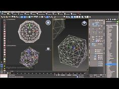 Tesselation 01: basic knowledge of tesselation in 3ds max - YouTube