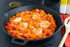 Spicy Butternut Squash Rice with Tomatoes