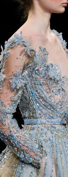 Regilla ⚜ Ziad Nakad, Spring 2017 Couture