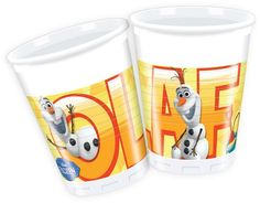 Parti Beta - Frozen Olaf Plastik Bardak #disney #frozen #olaf #parti #party