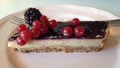 Cheese cake vegan senza glutine, un ottimo dolce per gli intolleranti a lattosio, uova, glutine