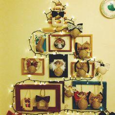 Christmas tree DIY
