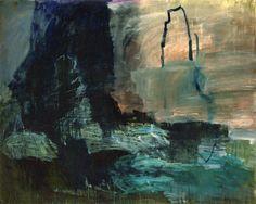 Skymning/Twilight, Per Kirkeby 1983
