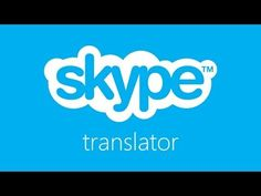 Skype Translate demo at Microsoft's Worldwide Partner Conference 2014 - YouTube