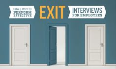 The Exit Process and Termination Interview :https://mohamed-sabry.com/blog/the-exit-process-and-termination-interview/