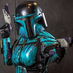Mandalorian Armor Star Wars Mädchen, Star Wars Girls, Cosplay Star Wars, Mandolorian Armor, Mandalorian Costume, Star War 3, Star Wars Characters, Marvel, Best Cosplay