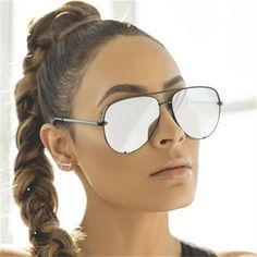 a5e2c0b717 New black sunglasses women s brand designer fashion ladies sun glasses for  women pilot 2018 luxury shades