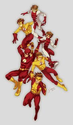 Speedsters Flash Arrow, Superman, Kid Flash, Young Justice, Speed Force, Teen Titans, Dc Speedsters, Marvel Comics, Flash Barry Allen