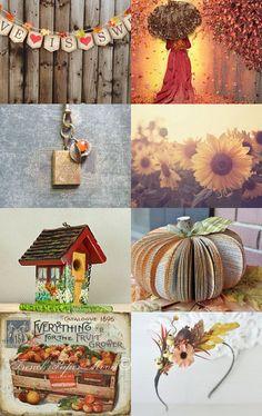 Sunny September... ❀༻ by Beth Lark on Etsy--Pinned with TreasuryPin.com