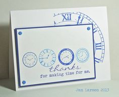 CAS206 Lots of Clocks