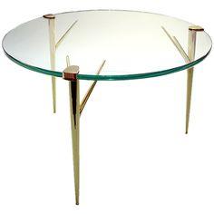 Fontana Arte - Coffee Table by Max Ingrand 1956