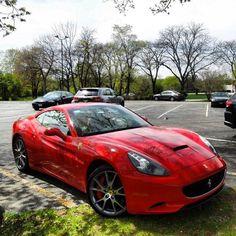 Ferrari California #supercars