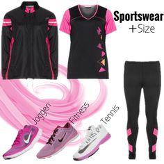 Sportswear +Size
