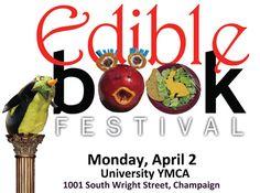 UIUC's Edible Book Festival