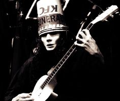 Buckethead. by principales40 on DeviantArt