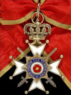 Lippe-Detmold German State House Order of the Honor Cross Grand Cross Badge, Military. Military Awards, Military Ranks, Military Orders, Military Insignia, Sports Medals, War Medals, Olympic Medals, Uniform Insignia, Queen Victoria Family