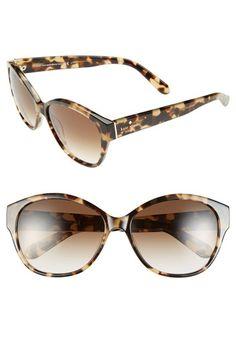 kate spade new york 56mm sunglasses | Nordstrom