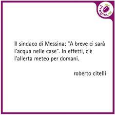 L'acqua a Messina