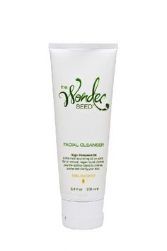 The Wonder Seed Hempseed Face Cleanser with Certified Organic Essential Oil 100 Natural Formula Best Daily Facial Wash for Clean Skin Acne Control Psoriasis Eczema Relief  More English Daisy *** Click image to review more details.