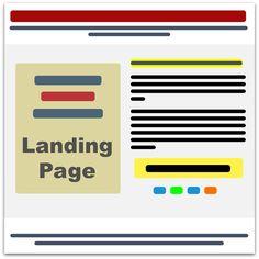 Landing Page: la página de aterrizaje en el marketing digital Photoshop, Ibm, Marketing Digital, Tech Companies, Company Logo, Landing, School