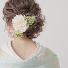 Modern Hanbok, Hula, Wedding Hairstyles, Kimono, Costumes, Hair Styles, Inspiration, Instagram, Fashion
