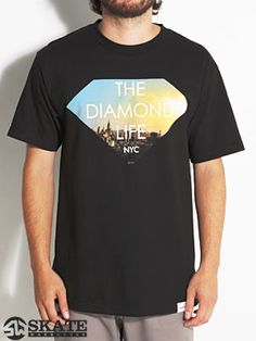 6e24a8c7b  Diamond Diamond Life  NYC  Tshirt  35.99