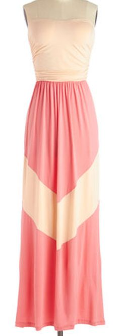 #Coral maxi dress http://rstyle.me/n/g8gxpnyg6