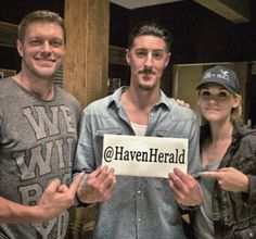 syfy haven | SyFy 'Haven' 2014 Season 5: Cast Live Tweets And Reactions To Mid ...