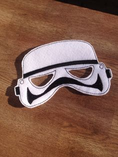 Star Wars party storm trooper