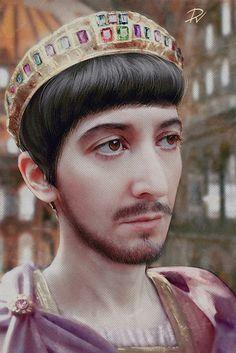 Theodosius II by Develv.deviantart.com on @DeviantArt