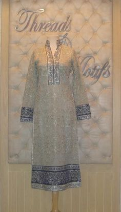 Threads And Motifs Party Wear Collection 2013 For Women