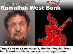 """Better Call Bill Warner Investigations"": Tampa's On the Run Palestinian Terrorist Osama Sam..."