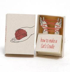Quirky, One-Of-A-Kind Miniature Matchbox Books That Fit In The Palm Of Your Hand - DesignTAXI.com