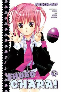 Shugo Chara 7 by Peach-Pit. Save 24 Off!. $8.35. Series - Shugo Chara (Book 7). Author: Peach-Pit. Publisher: Kodansha Comics (October 16, 2012)