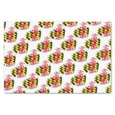 Maryland Heart Tissue Paper