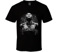 Anderson Spider Silva Mma Fighter Fan T Shirt