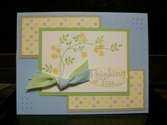 Thinking of You by lGrandma Linda - Cards and Paper Crafts at Splitcoaststampers
