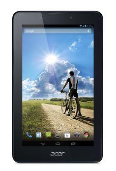 El nuevo Acer Iconia Tab 7 combina funcionalidades de voz y tablet