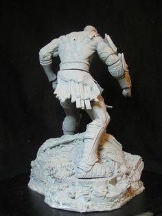 [Escultor] [Tópico Oficial] Daniel Santos - God of war III na pág 02! - Página 4