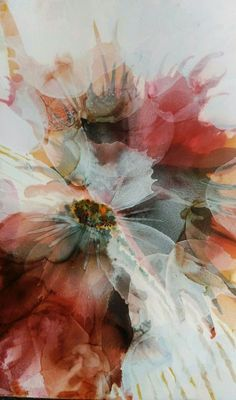 Best 12 Playing with snow cap alcohol ink on photo paper Andrea Gingras – SkillOfKing. Alcohol Ink Crafts, Alcohol Ink Painting, Alcohol Ink Art, Watercolor Flowers, Watercolor Art, Resin Art, Flower Art, Artwork, Inspiration