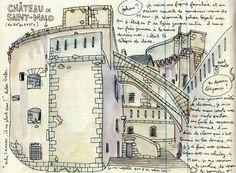 saint-malo by lapin barcelona, via Flickr