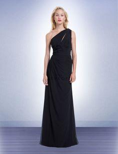 Bridesmaid Dress Style 1178 - Bridesmaid Dresses by Bill Levkoff Black Size 12